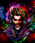 Joker by Ururuty