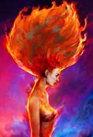 Ariel by Ururuty