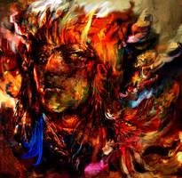 maya spirit by Ururuty