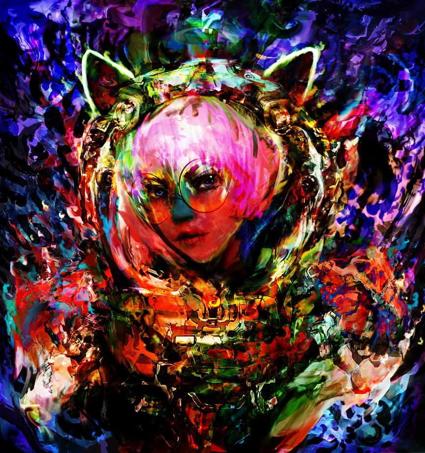 astronaut by Ururuty
