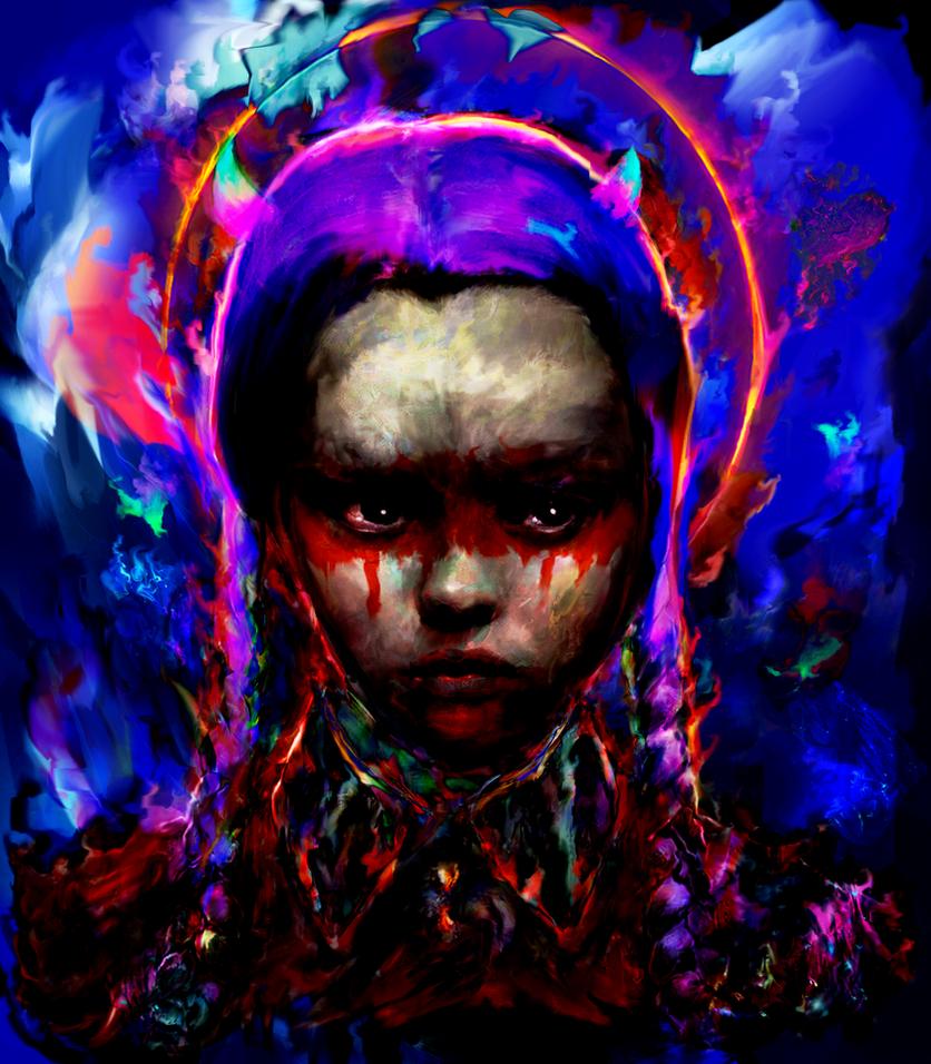 Wednesday Addams by Ururuty