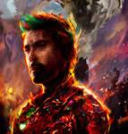 Iron Man by Ururuty