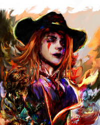Ashe Quinn by Ururuty