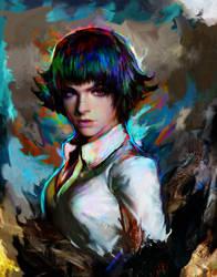 Lady by Ururuty