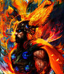 Thor by Ururuty