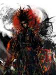 Samurai Musashi by Ururuty