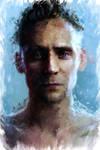 Tom Hiddleston. Loki