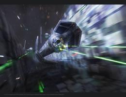 Black Squadron - Star Wars by Madboni