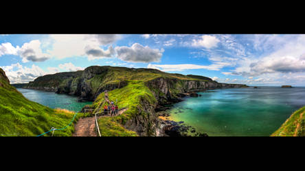 Rope Bridge by KrisSimon