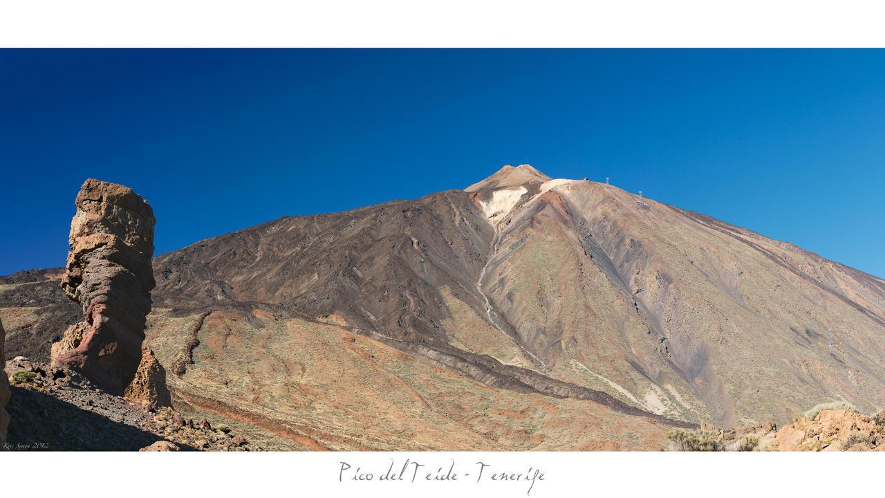 Pico del Teide by KrisSimon