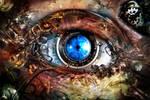 BioMech Eye by InfiniteCreations