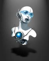 CyberGirl v2 by InfiniteCreations