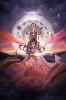 Megara by InfiniteCreations