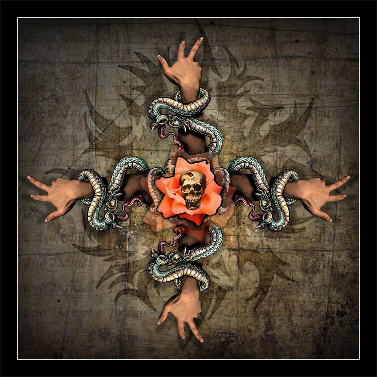 Hands Crossed by InfiniteCreations