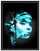 Cyborg Prototype by InfiniteCreations