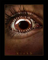 Eyes That Eat by InfiniteCreations