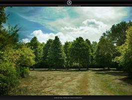 Park Tilburg by stockkj