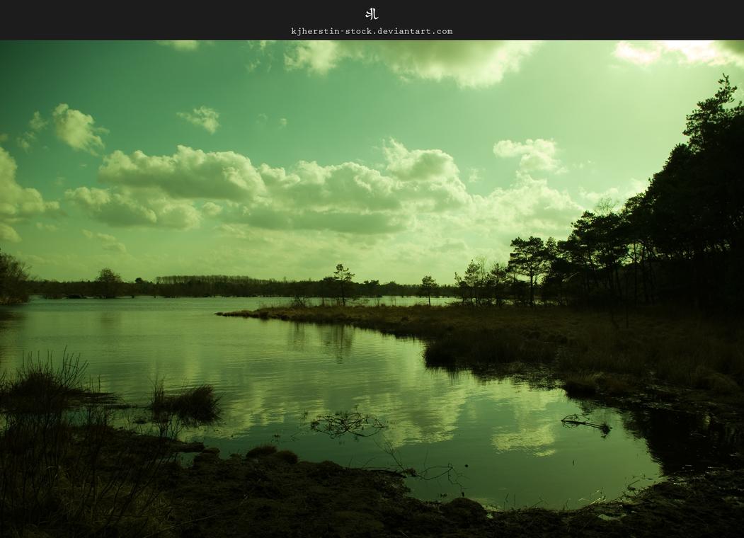 Green Lake by stockkj