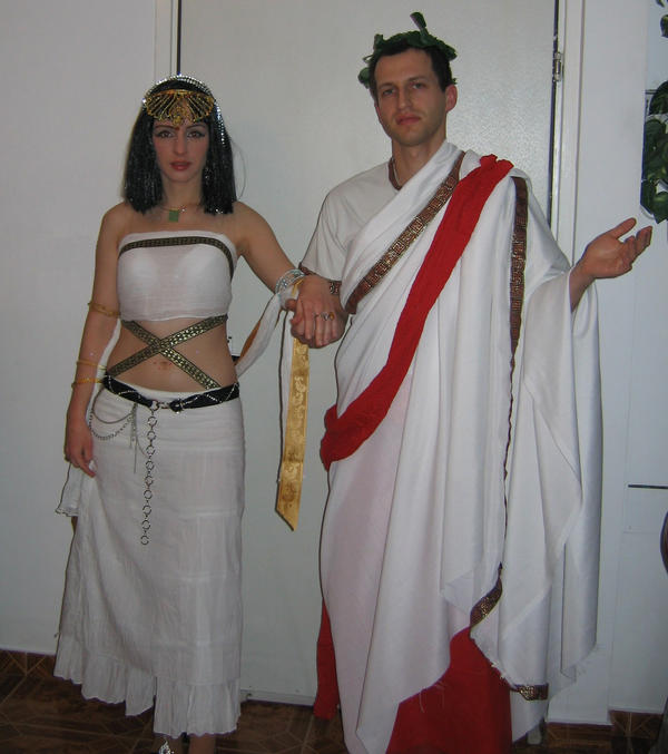 Who was cleopatras lover