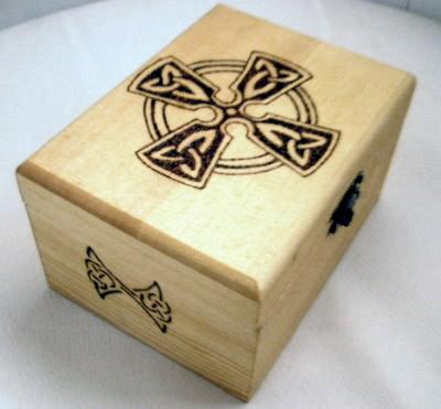 Celtic Cross by Ofibel