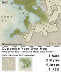 Elfcarron: Customise Your Own Map
