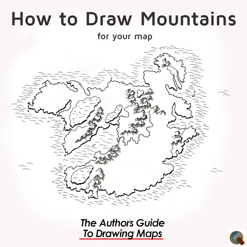 How to draw mountains ebook cover design by worldbuilding on how to draw mountains ebook cover design by worldbuilding gumiabroncs Gallery