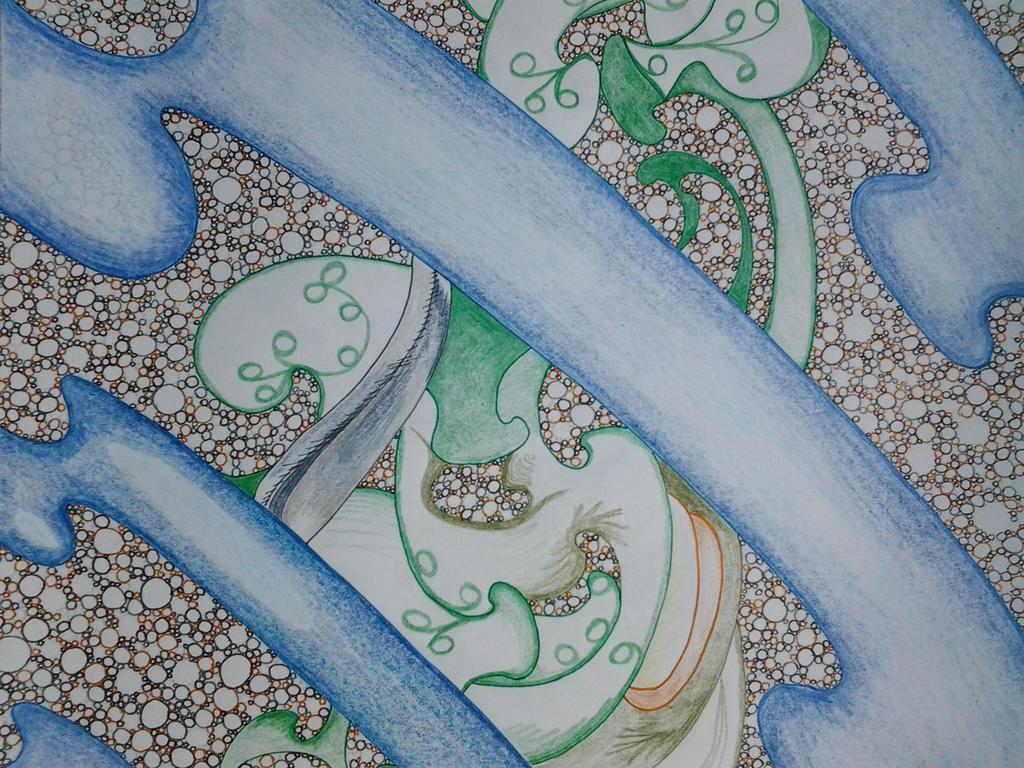Seaweed [Detail] by Heleanor1