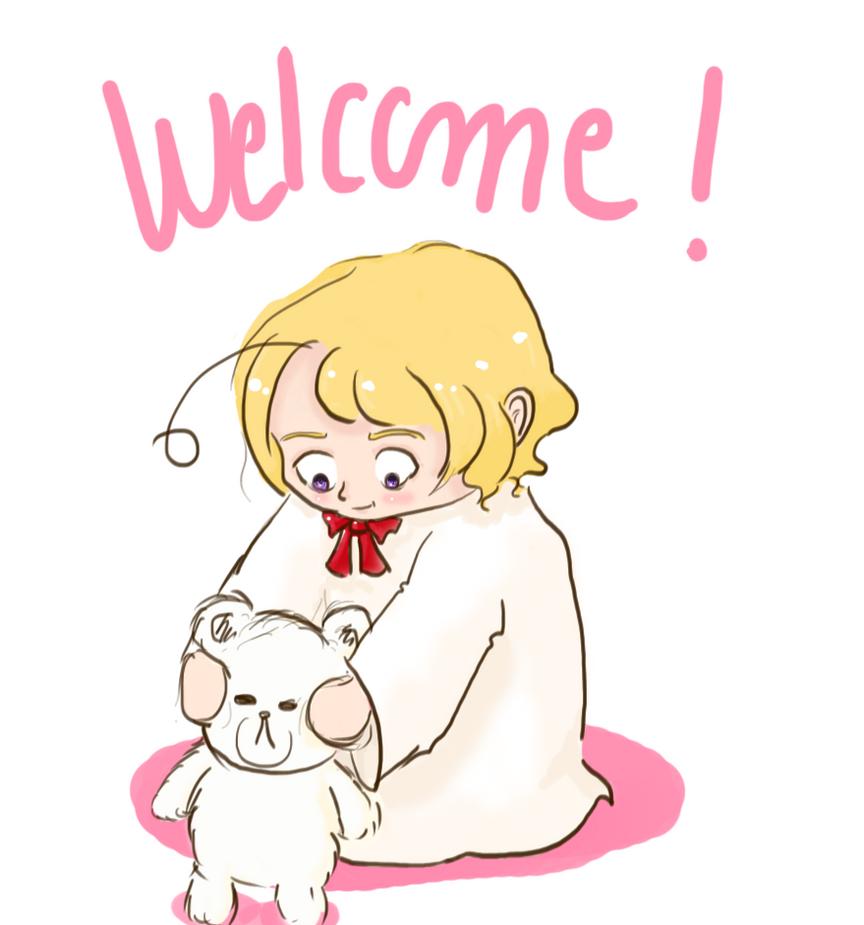 Welcome !! by nugu-kkum