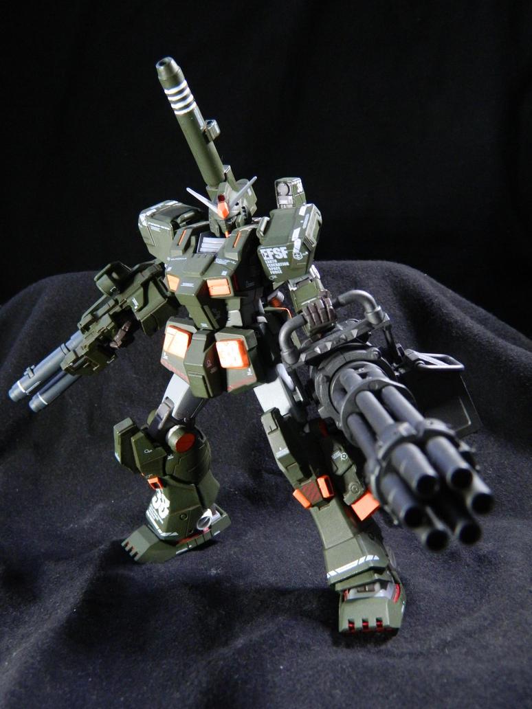 SUPER Full Armor Gundam? by xIGetUm