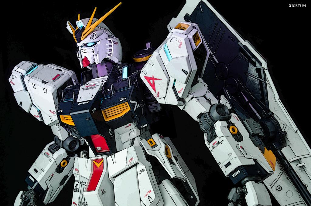 The Last Gundam~ by xIGetUm