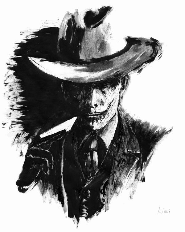 Skull Face: Here's to You by Kimi-the-Sioux on DeviantArt