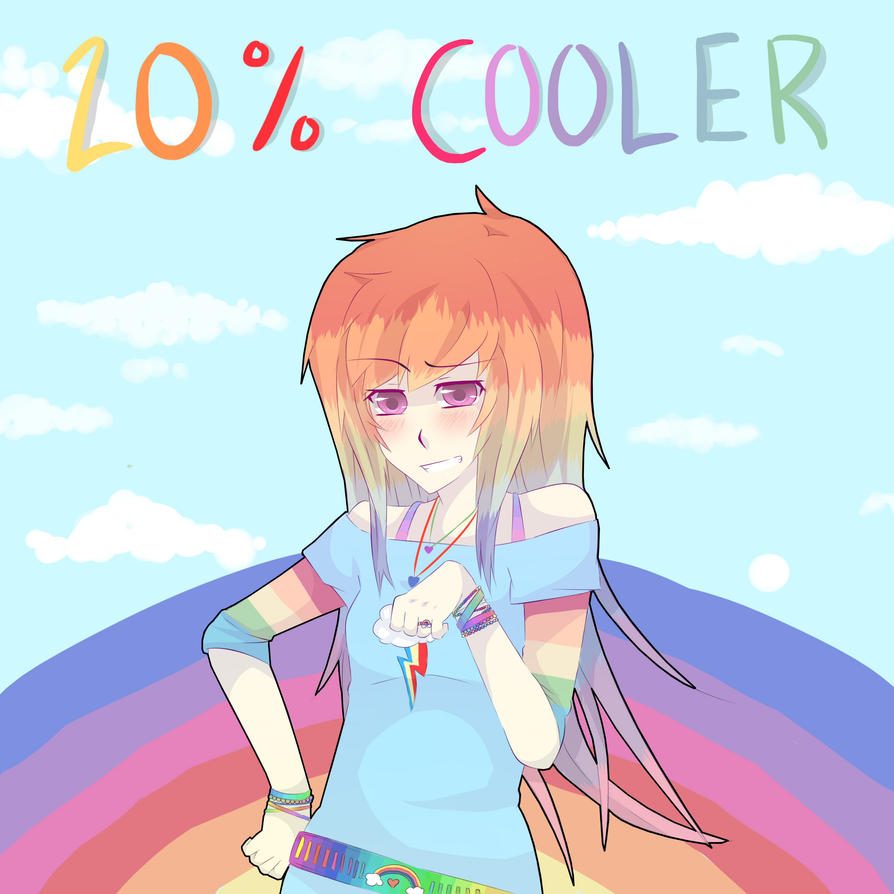 Rainbow Dash by Corneypop