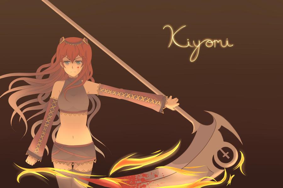 Flame Queen by Corneypop