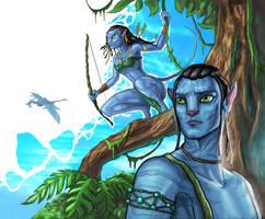 Avatar by Postnov