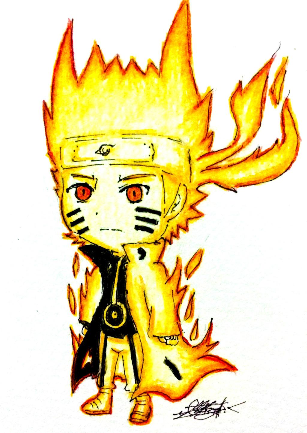 Anime Chibi Naruto Nine Tails – HD Wallpaper Gallery