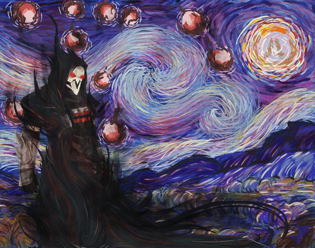 Death Night by ilikeMADIian
