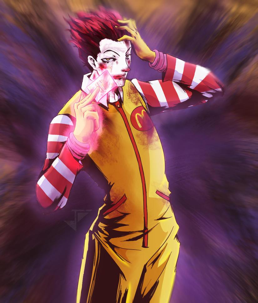 Hisoka McDonald by ilikeMADIian