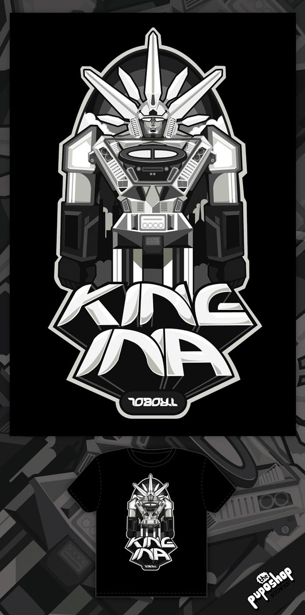 KING INA COMETH by Quiccs
