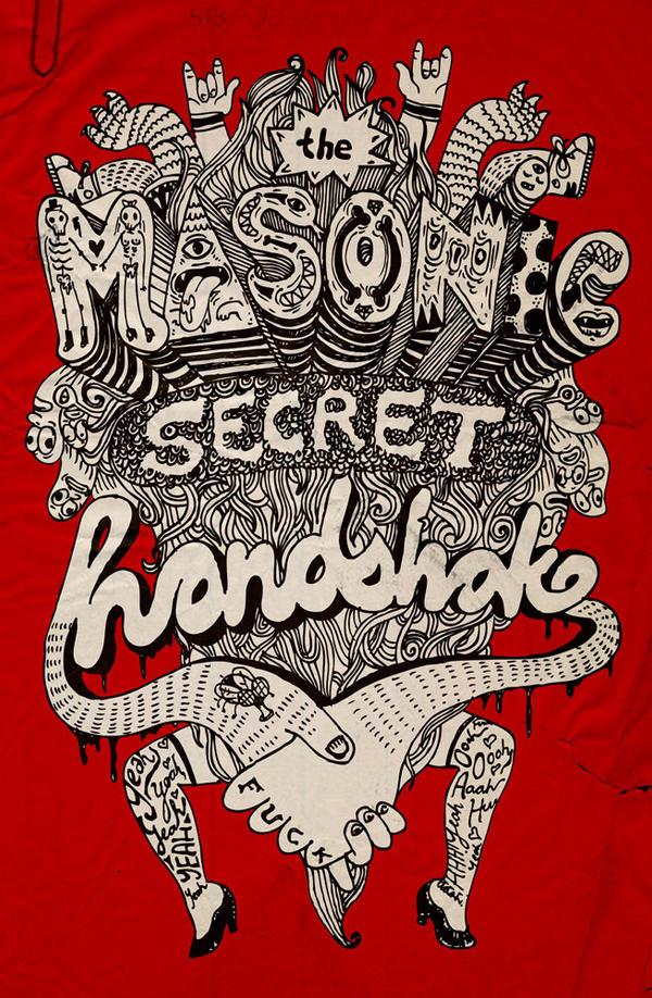 The Masonic Secret Handshake01 by Quiccs on DeviantArt