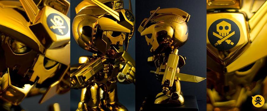 Bulletpunk X Robotars Custom Toy