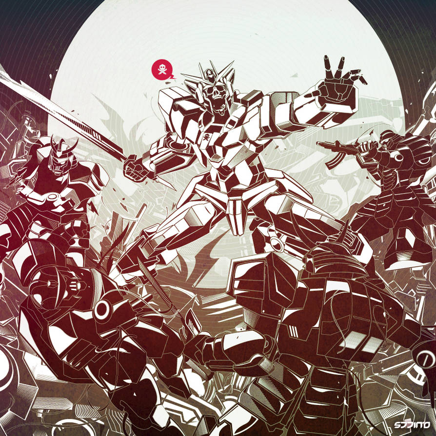 Bulletpunk: Toshiro [GHOST MODE]