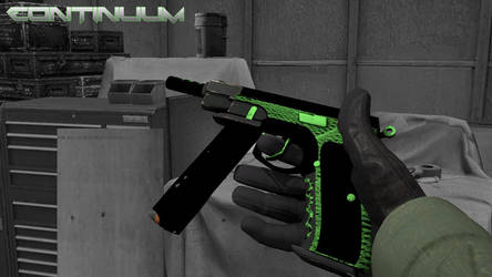 CZ Preview In game by RusticDusty