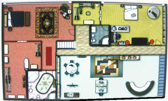 Cullen house series 3rd floor by aramis arya on deviantart for Twilight house floor plan