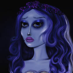 Emily the corpse bride