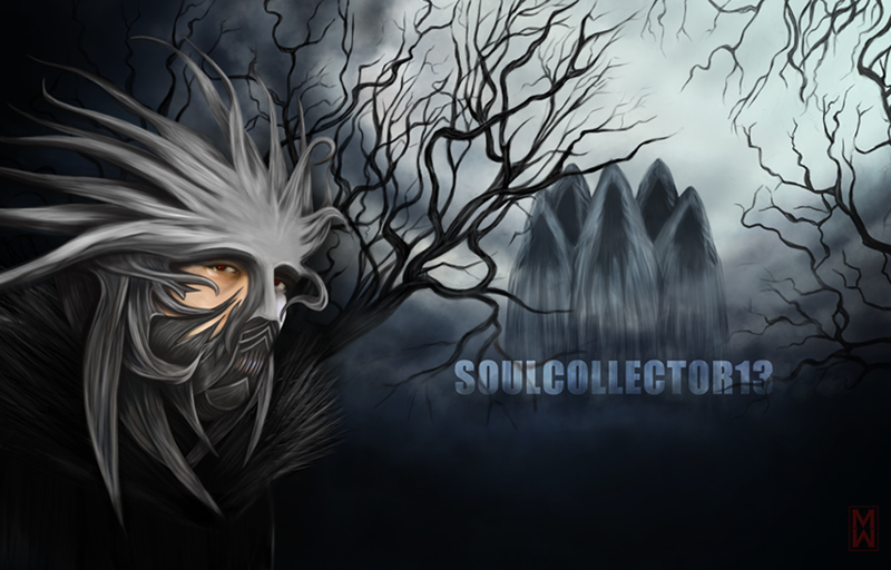 Soulcollector13 by Alizadeh-Art
