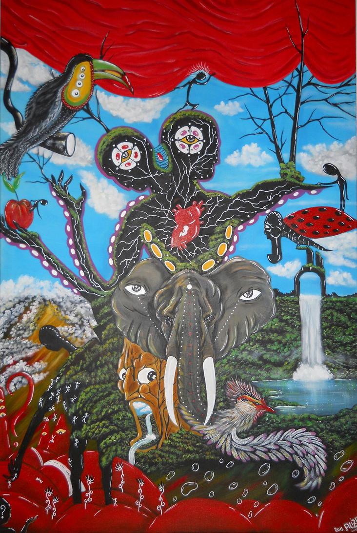 Moritur Terra II by Alizadeh-Art
