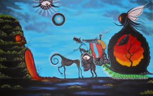 Deathrow by Alizadeh-Art