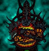 Old Gods Of Asgard by Alizadeh-Art