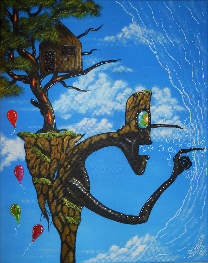 Otherside by Alizadeh-Art
