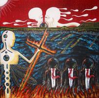 The plague (update) by Alizadeh-Art